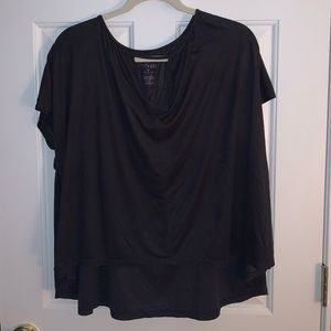 American eagle oversized v-neck